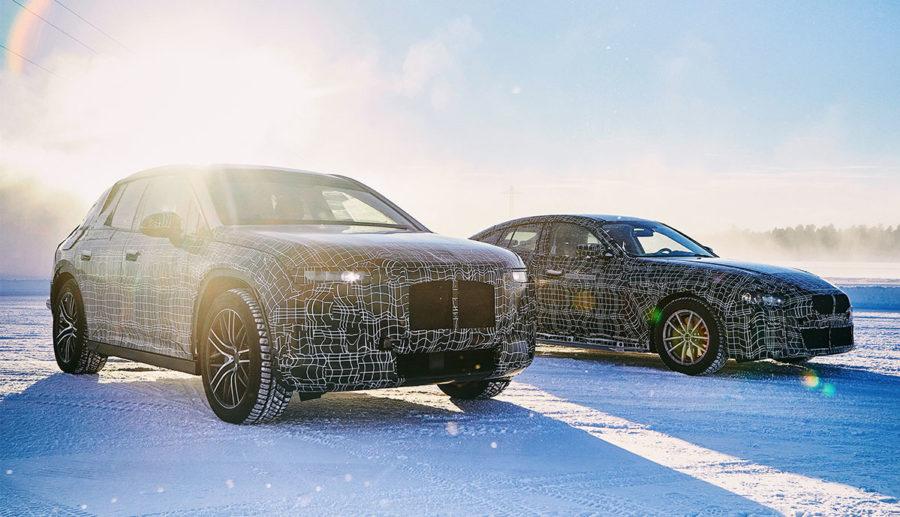 BMW gibt aktuellen Ausblick auf iX3, i4 & iNEXT
