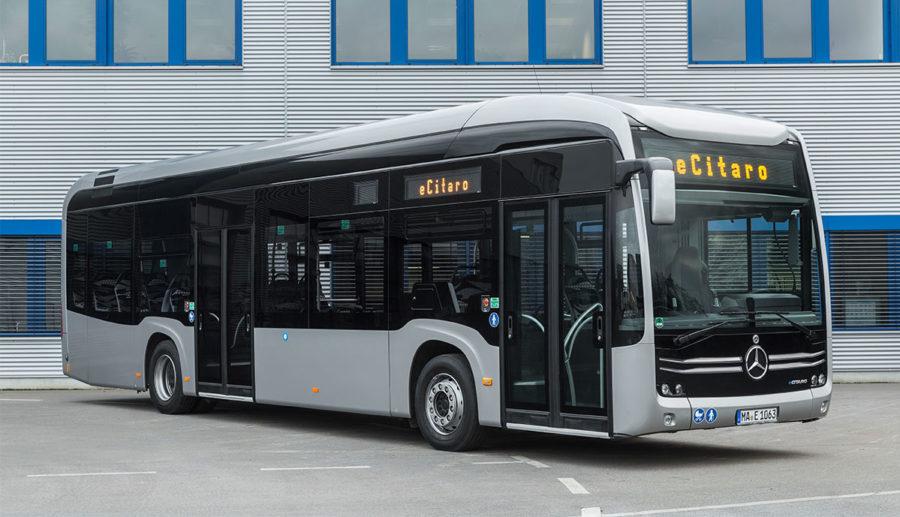 Wiesbaden bestellt 41 Mercedes-Elektrobusse mit Festkörper-Batterie