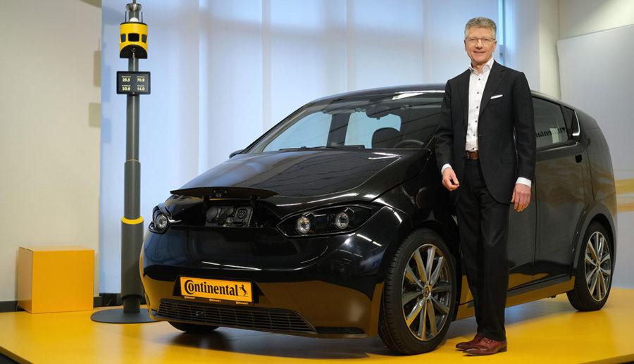 Zulieferer Continental: Ab 2030 wird die letzte Generation von Verbrenner-Autos verkauft