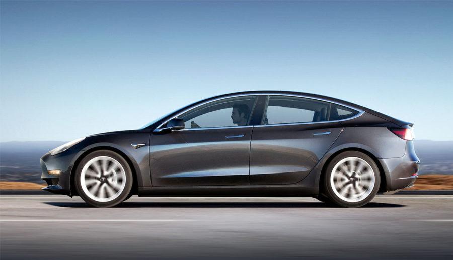 Tesla-Chef: Antrieb und Batterie des Model 3 halten viele Hunderttausend Kilometer