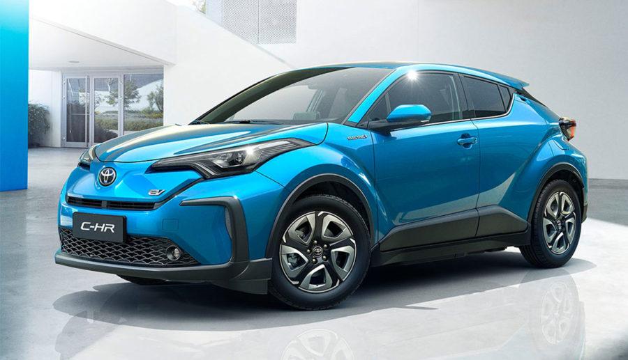 Toyota gibt Ausblick auf ab 2020 kommende Elektroautos