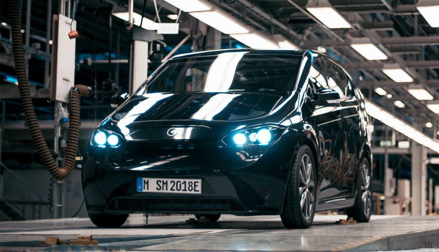 Sono Motors baut den Sion in Schweden, Marktstart im zweiten Halbjahr 2020