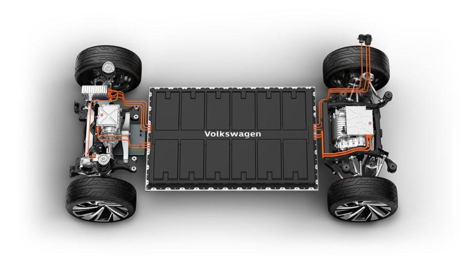 Volkswagen ruft Partner zum Bau von Batterie-Großfabriken auf