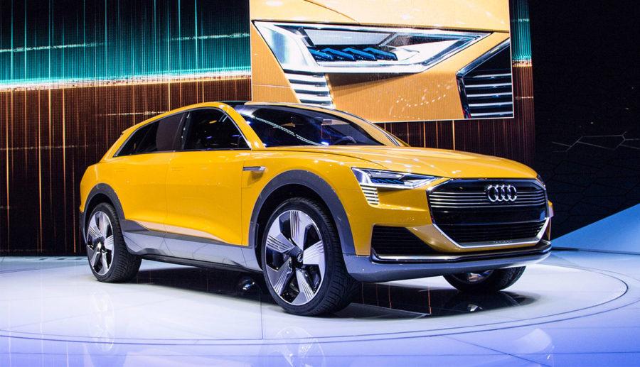 Audi will Wasserstoff-Engagement verstärken