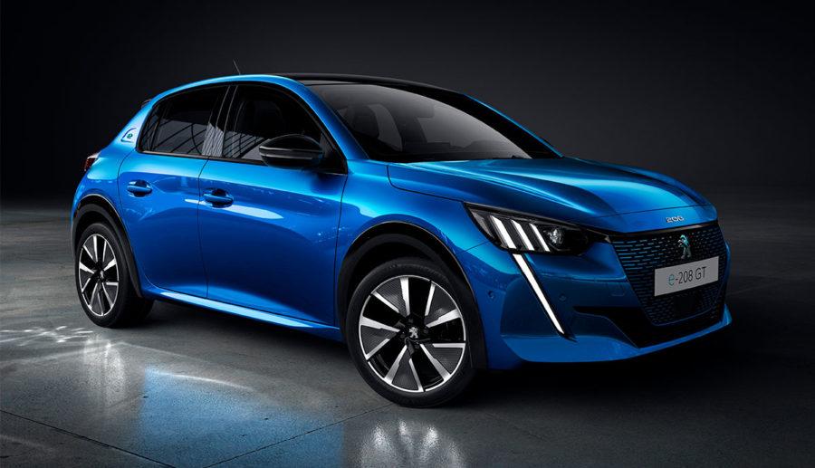 Peugeot e-208 kann jetzt reserviert werden