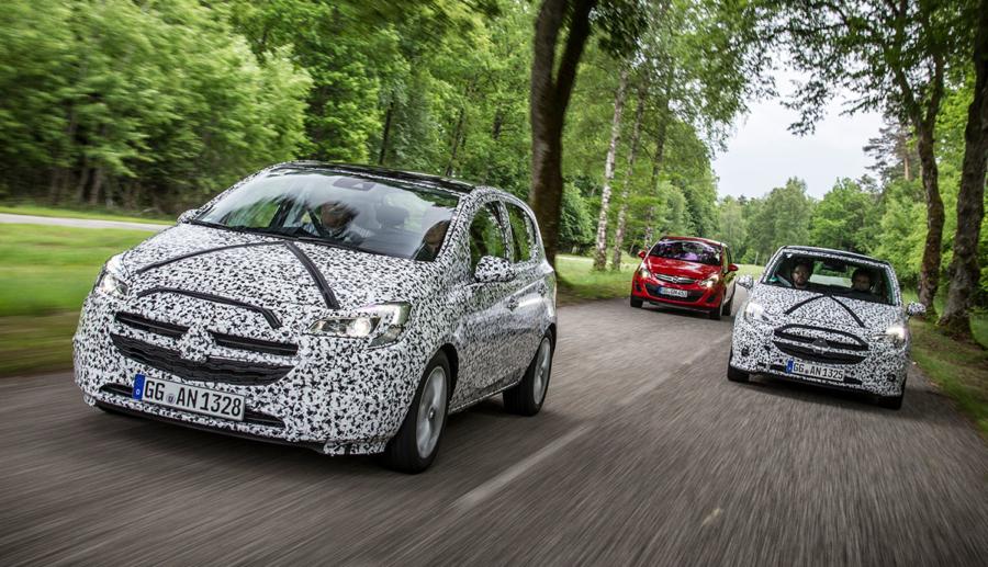 Opel bietet neuen Corsa von Beginn an als Elektroauto an
