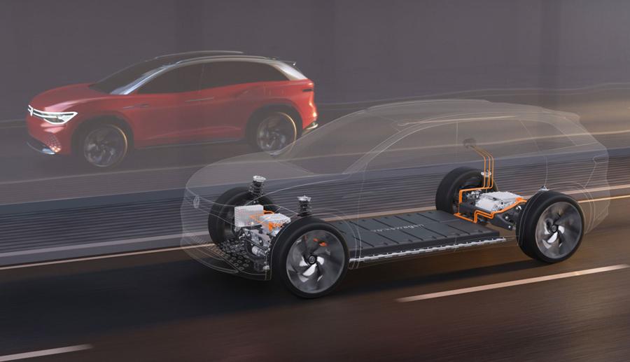 So sieht Volkswagens Batterie-Strategie aus