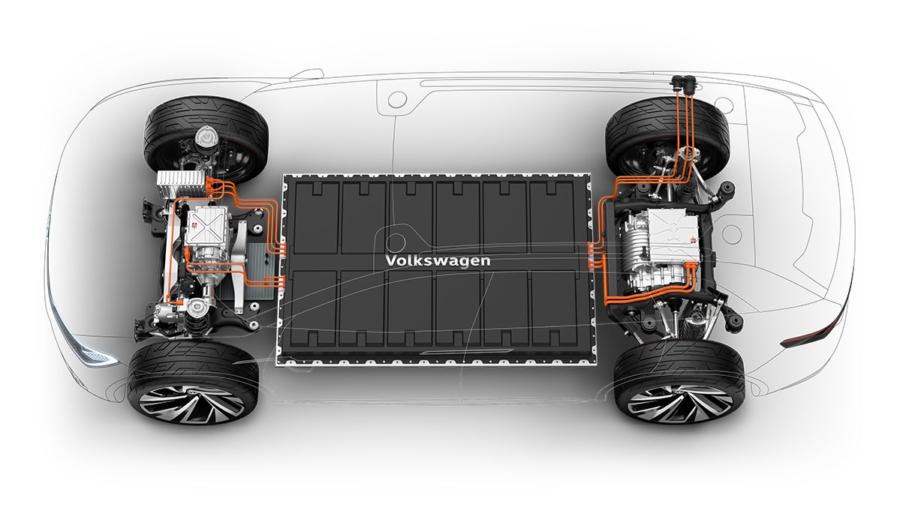 VW: Versorgung mit Batteriezellen ist gesichert