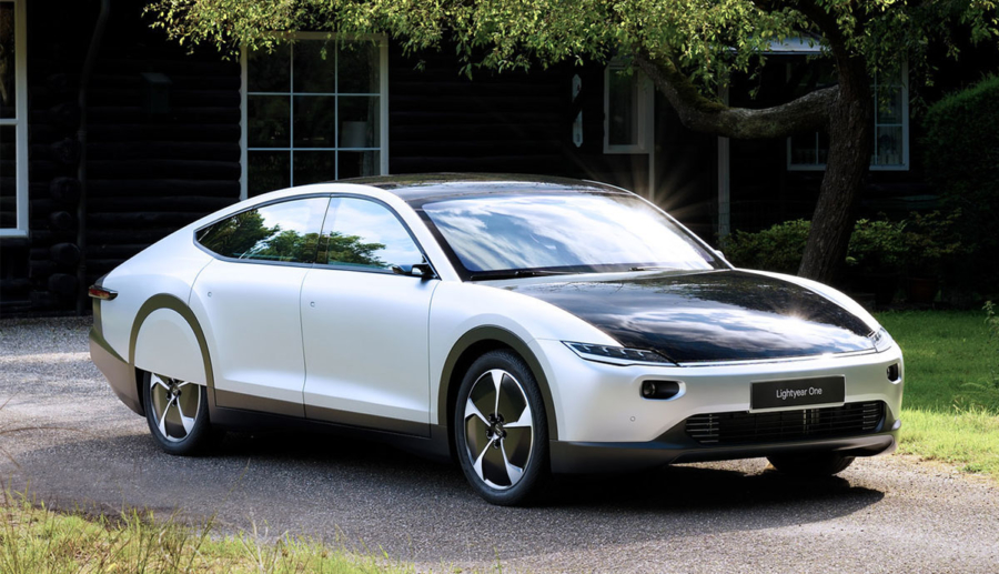 "Lightyear enthüllt Langstrecken-Solarauto ""One"""