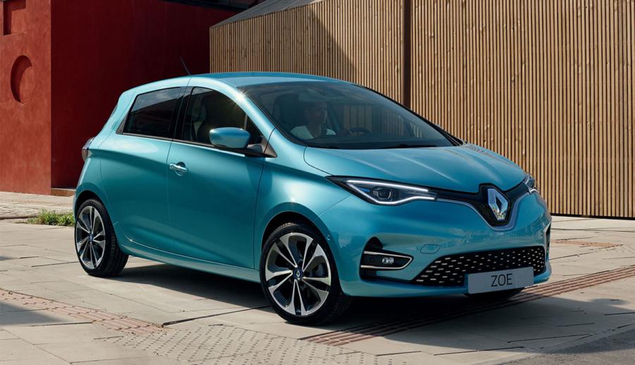 Neuer Renault ZOE kostet ab 21.900 Euro