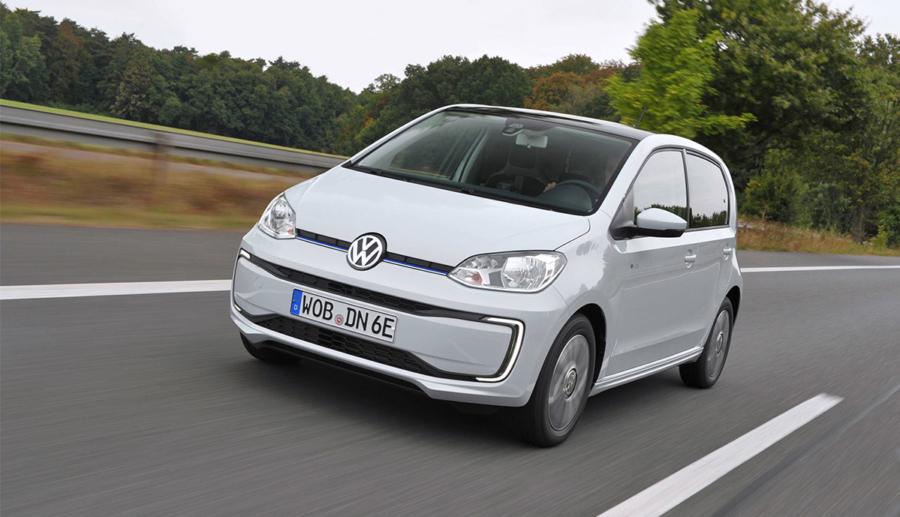 Neuer VW e-up! schafft 250+ Kilometer nach WLTP
