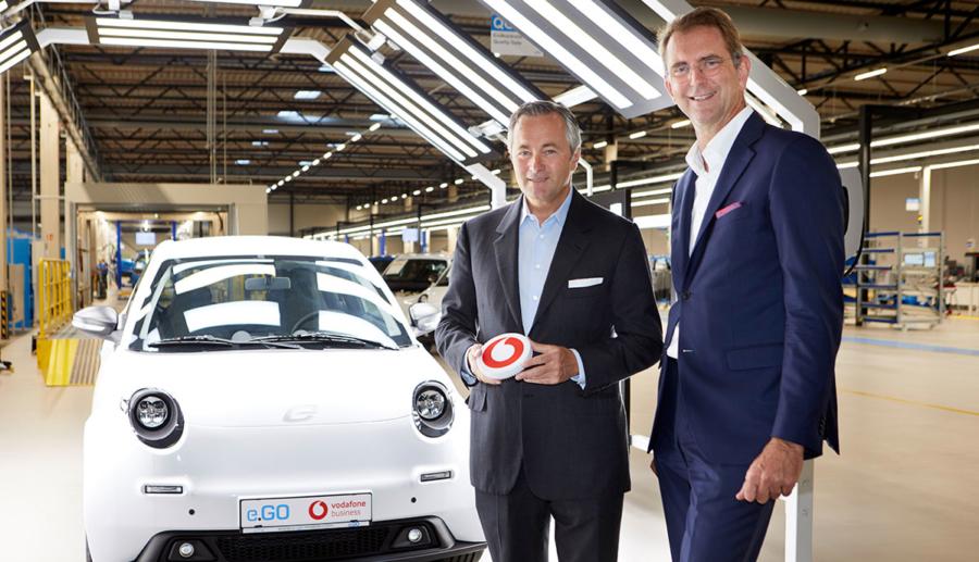 """e.GO-Mobile-Gründer Schuh: """"Der Kunde will keine Elektroautos"""""""