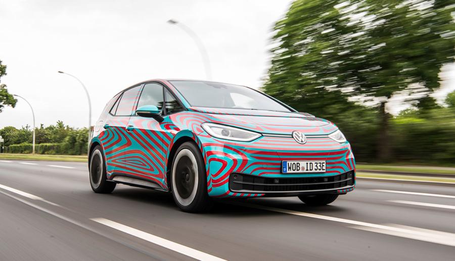 Volkswagen gibt Überblick über Komponenten-Produktion für den ID.3