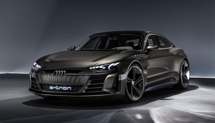 Audi bereitet Produktion von Elektro-Coupé e-tron GT vor