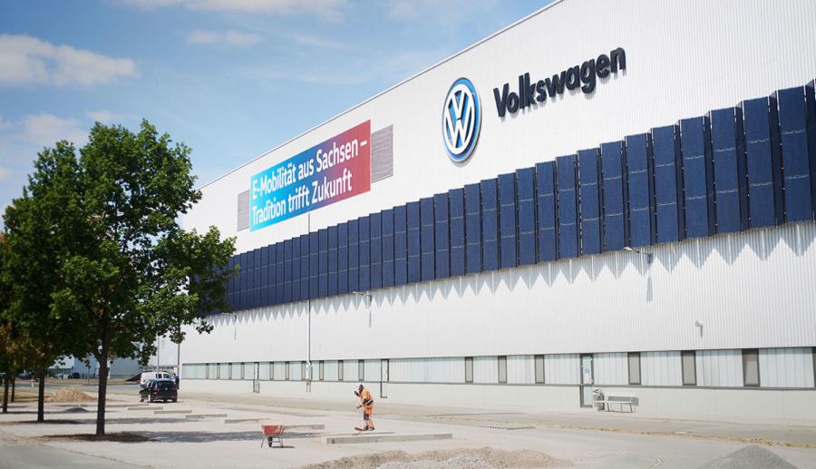 VW ID.3: Erste von zwei Montagelinien ab August startklar