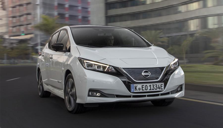 Nissan LEAF bis September ab 299 Euro monatlich ohne Anzahlung erhältlich