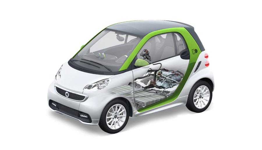Batterie-Defekt bei älteren Elektro-Smarts kann wirtschaftlichen Totalschaden bedeuten