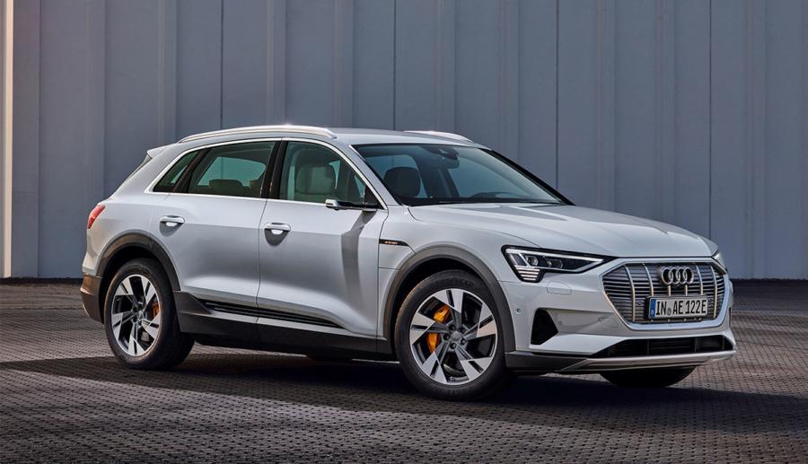 Audi e-tron: Neue Antriebsvariante 50 quattro kommt Ende 2019