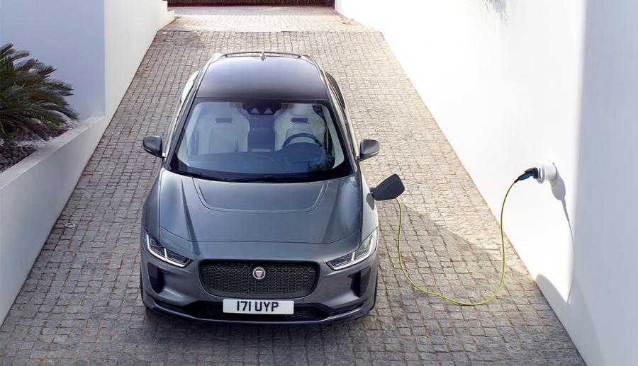 Jaguar: 85 Prozent der I-Pace-Besitzer kommen mit zwei Vollladungen pro Woche zurecht