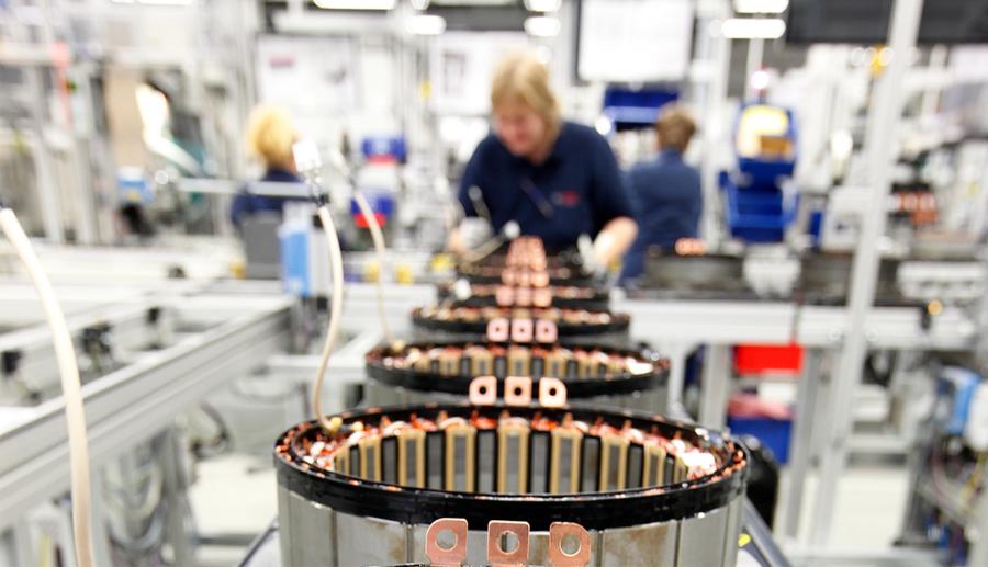 Bosch-Chef: Nur noch ein Mitarbeiter pro Elektrofahrzeug nötig