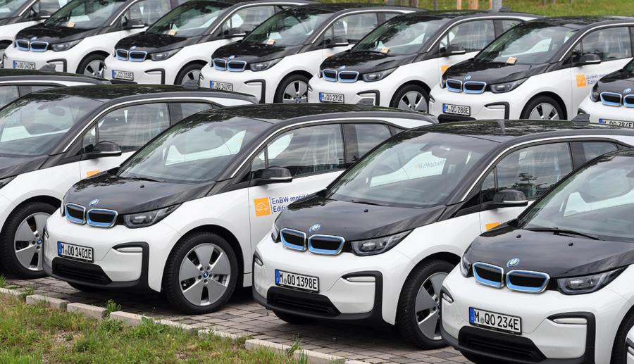 EnBW prüft Elektroauto-Miete für Tausende Mitarbeiter