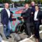 VW startet Ausbau von Elektroauto-Ladestationen an deutschen Standorten