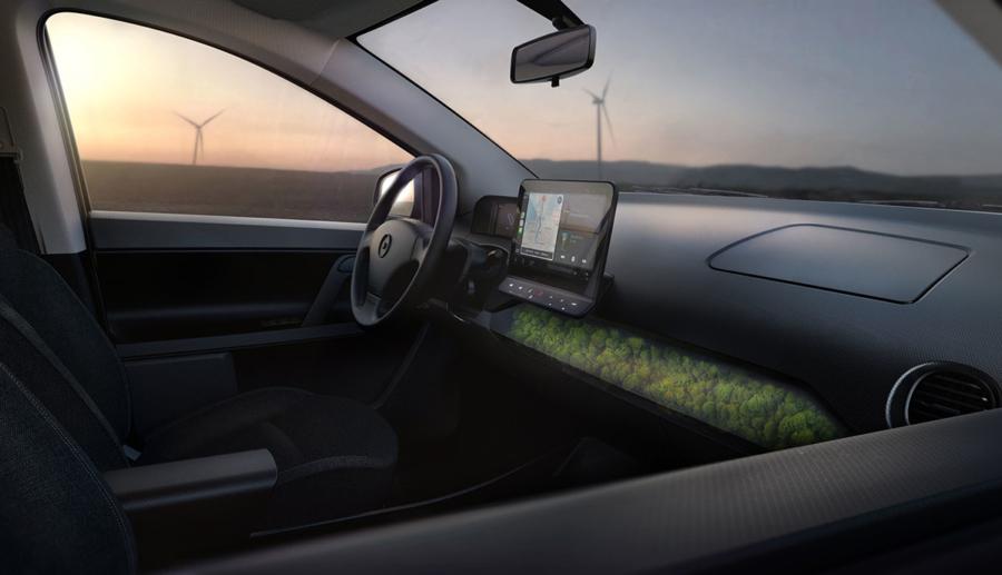 Sono Motors zeigt Serien-Interieur des Sion