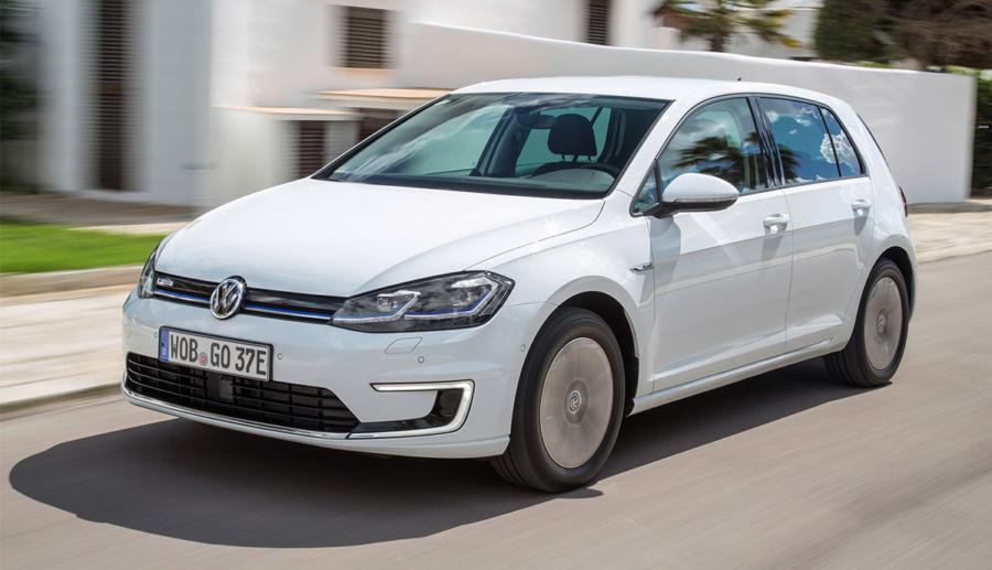 Jetzt ab 31.900 Euro: VW macht e-Golf 4000 Euro günstiger