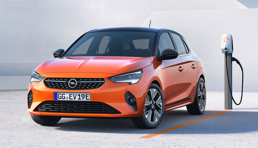 So lädt Opels neues Elektroauto Corsa-e