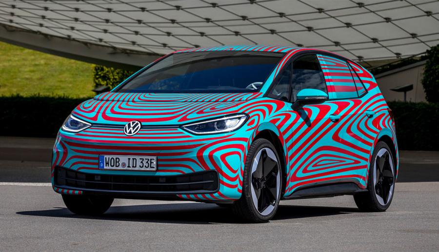 VW ID.3 1ST erreicht 30.000 Reservierungen