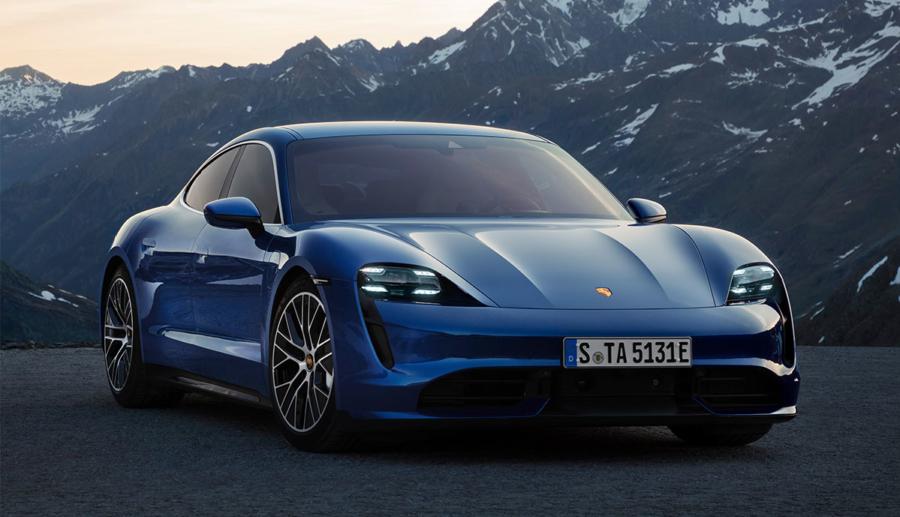 Porsche Taycan: So sieht die Serienversion aus