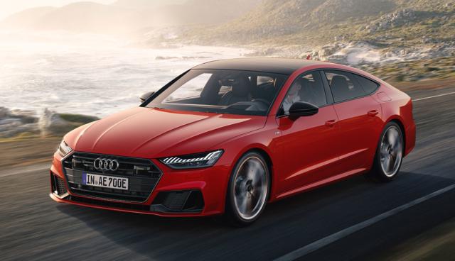 Neuer Plug-in-Hybrid Audi A7 Sportback 55 TFSI e quattro ab sofort bestellbar