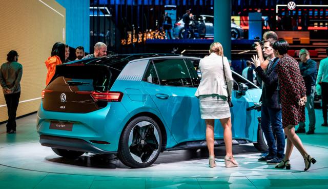 VW setzt bei Elektroauto-Offensive auf eigenes Leasing