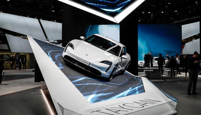 Porsche-Chef: Festkörper-Batterie wohl erst in 7-10 Jahren serienreif