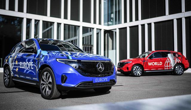 Daimler pausiert Entwicklung von Verbrennungsmotoren