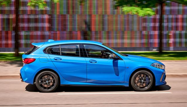BMW 1er soll auch als Elektroauto angeboten werden