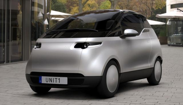 Schwedisches Mini-Elektroauto Uniti One kann konfiguriert werden