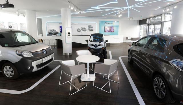 Renault meldet neuen Elektroauto-Rekord für Zeitraum von Januar bis September