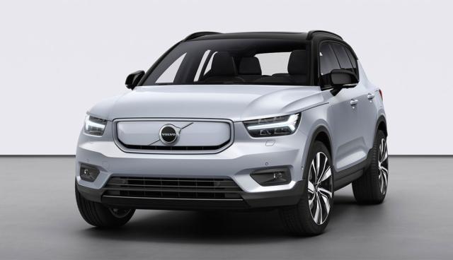 XC40 Recharge: Volvo stellt erstes Elektroauto vor