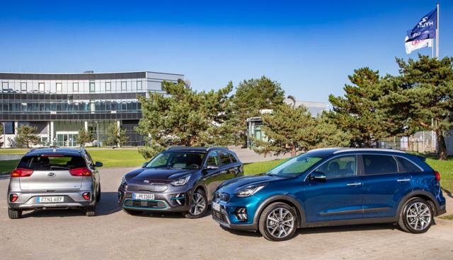 """Kia-Deutschland-Chef: """"Reiner Elektroantrieb nicht immer die beste Lösung"""""""