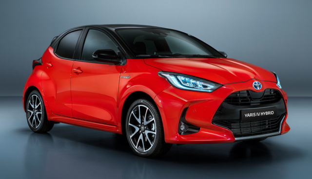 Toyota gibt Ausblick auf neuen Yaris Hybrid
