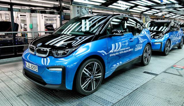 Neuer BMW-Chef Zipse: i3 wird weiter gebaut und verbessert