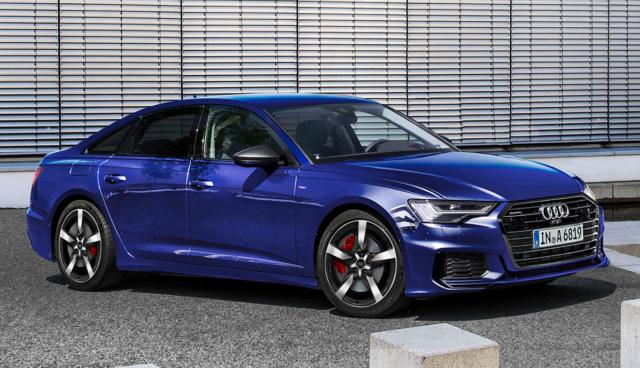 Neuer Plug-in-Hybrid Audi A6 55 TFSI e ab sofort bestellbar