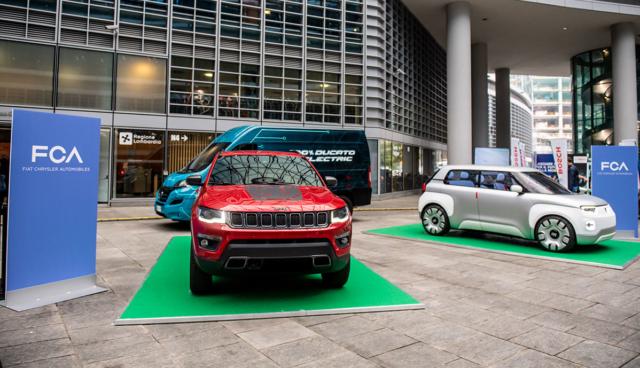 """Fiat-Chrysler-Manager zu E-Mobilität: """"Von wegen Verspätung"""""""