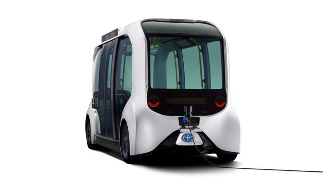 Toyota kündigt E-Fahrzeug-Prototyp mit Festkörper-Batterie für 2020 an