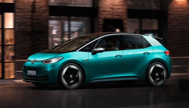 VW-Entwicklungsvorstand denkt bereits über Verbesserungen für den ID.3 nach