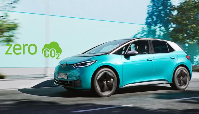 VW erklärt: So wird der ID.3 CO2-neutral