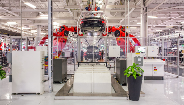 "Tesla baut europäische ""Gigafactory"" in Deutschland nahe Berlin"