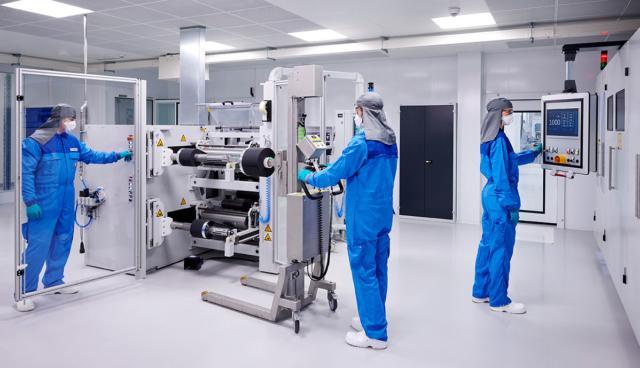 """BMW eröffnet """"Kompetenzzentrum Batteriezelle"""" in München"""