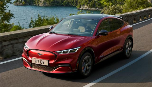 Ford stellt neues Elektroauto Mustang Mach-E mit 600 Kilometer Reichweite vor